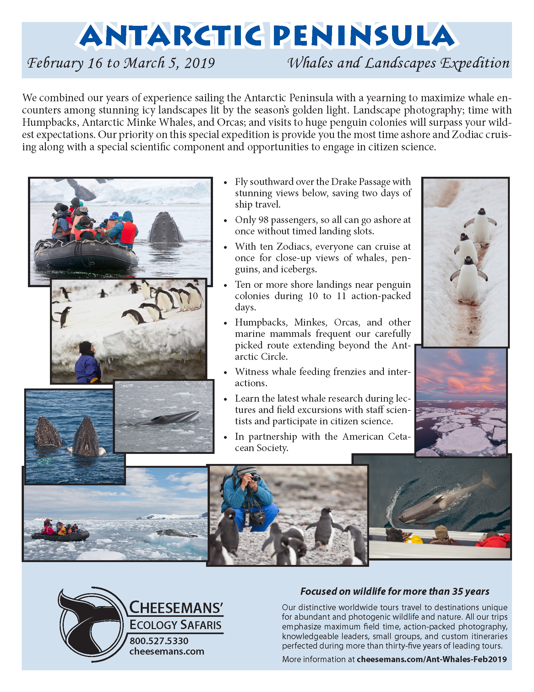 Antarctic Expedition Text